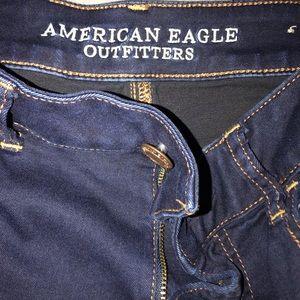 American Eagle Hi Rise Jegging